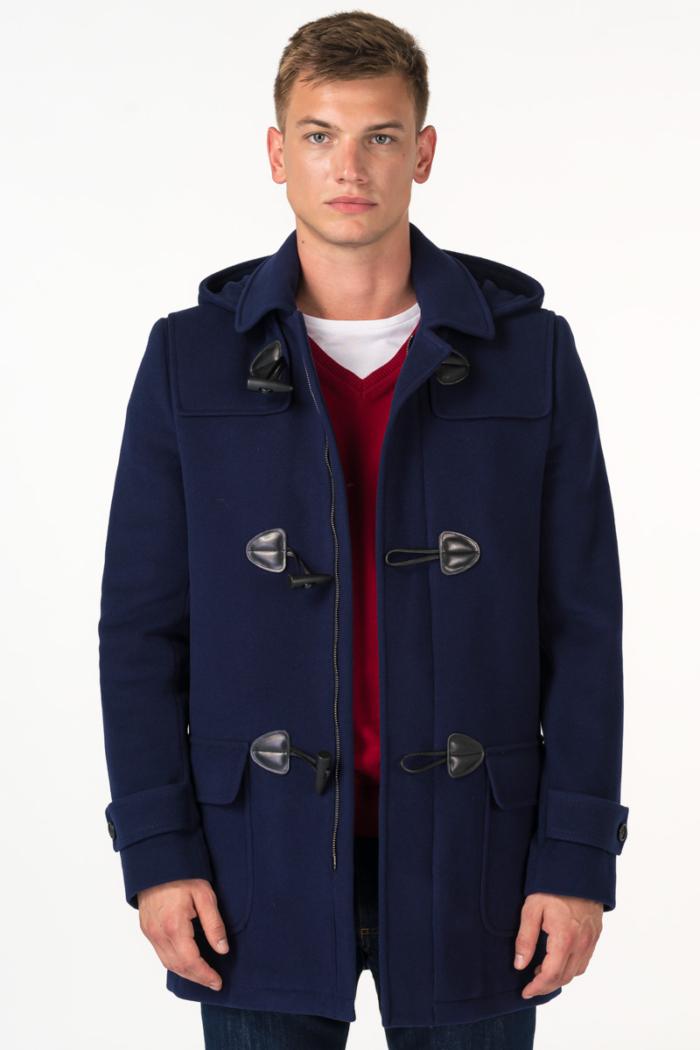 Varteks Plavi muški Montgomery kaput