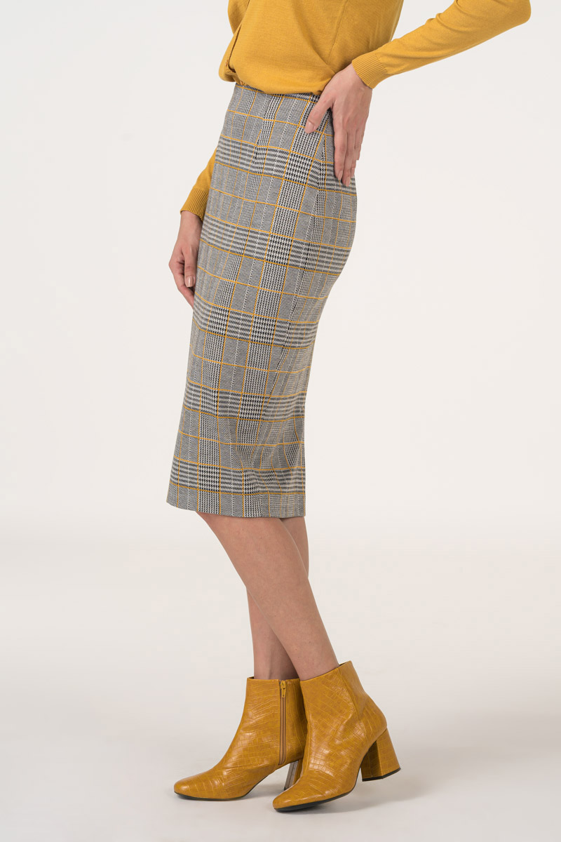 Varteks Pencil suknja Prince De Galles