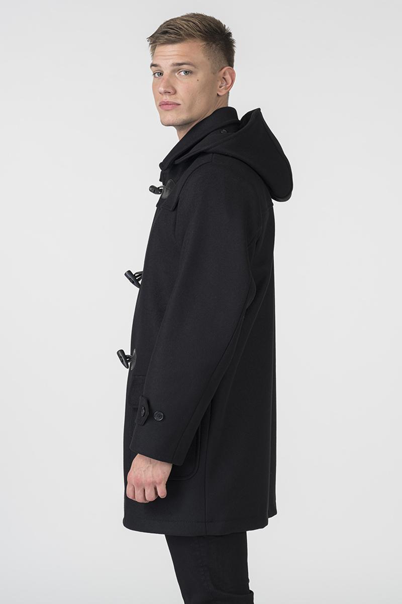 Varteks Crni muški Montgomery kaput