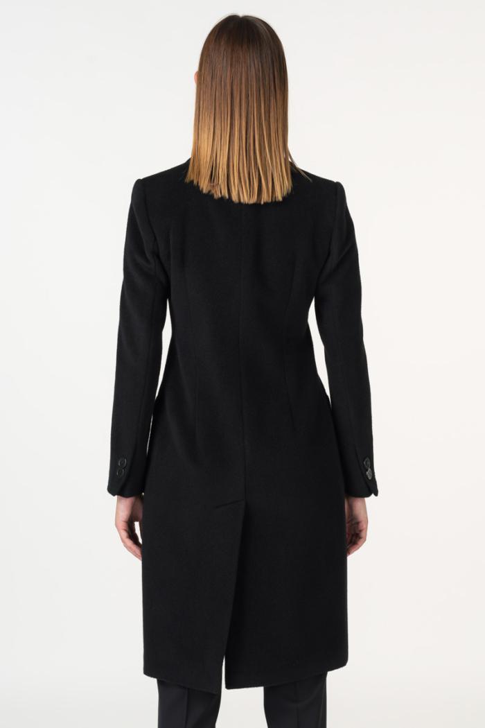 Varteks Elegantni strukirani ženski kaput