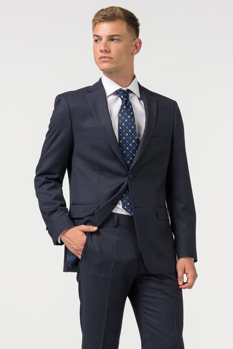 Varteks - Plavi muški sako od odijela - Regular fit