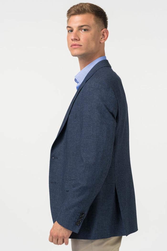 Varteks Men's blazer in dark blue - Regular fit