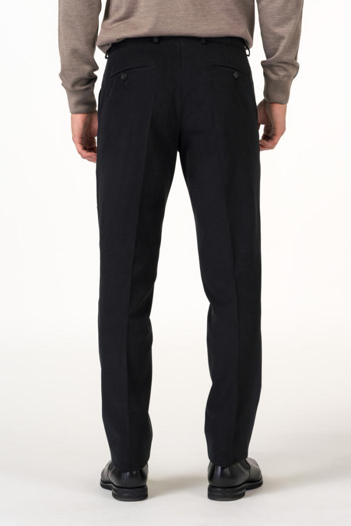 Varteks Men's cotton pants - Regular fitit