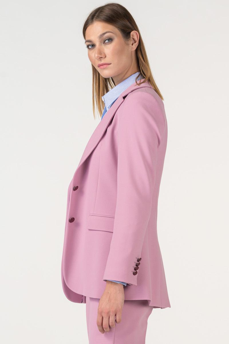 Varteks Varteks Ženski sako u rozoj boji