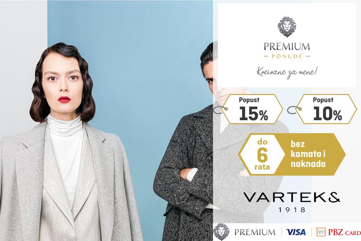 Varteks Visa Premium