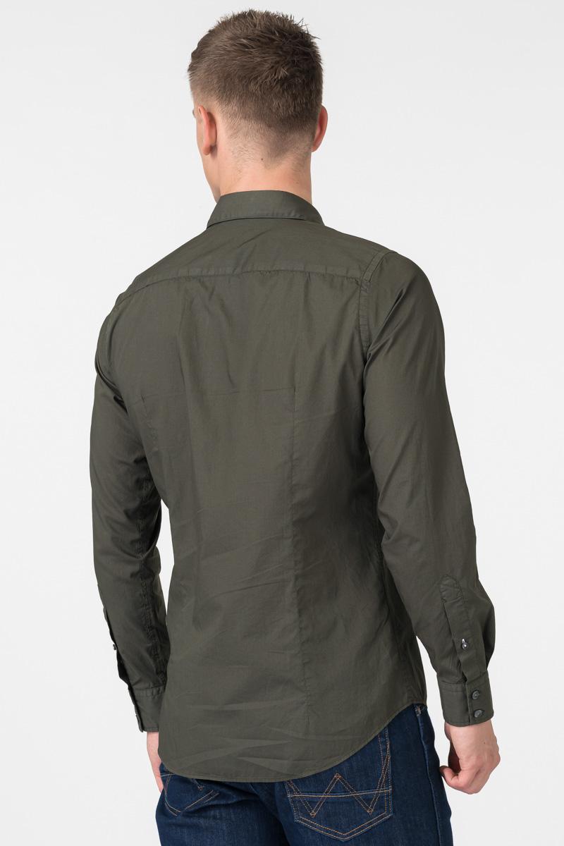 Varteks Tamno zelena muška košulja - Regular fit