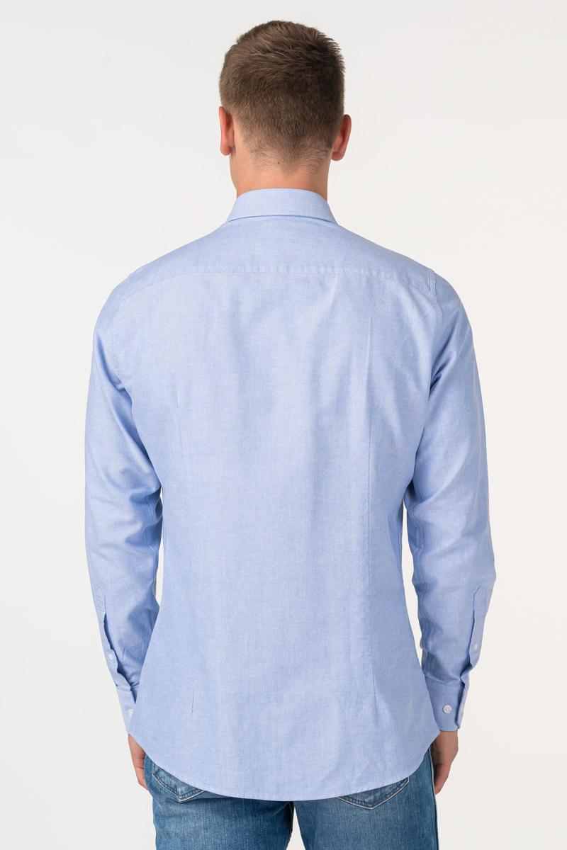 Varteks Men's cotton shirt - Slim fit