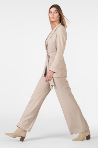 Varteks Women's blazer beige color