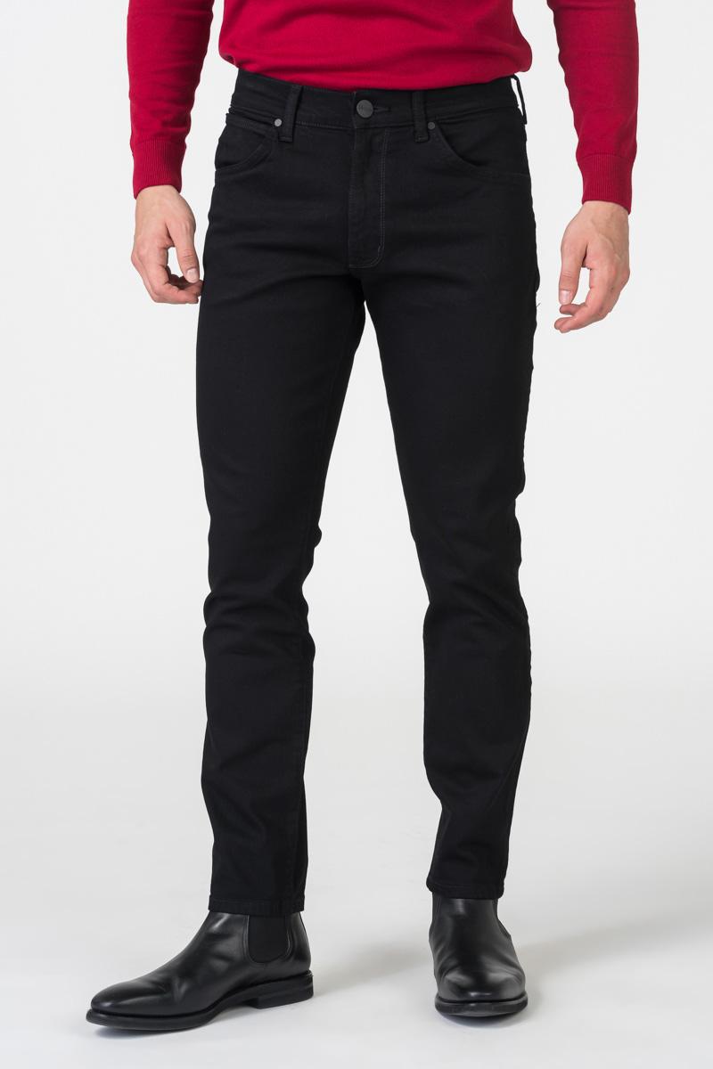 Varteks Men's black jeans - Wrangler