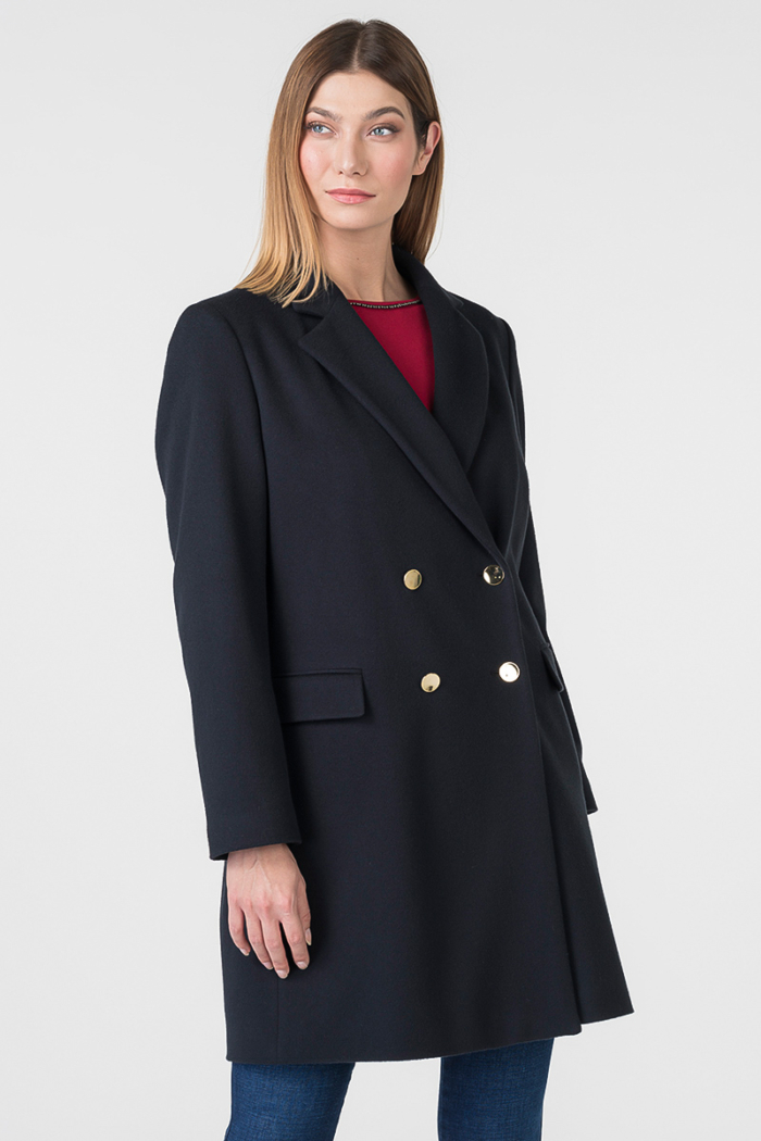 Varteks Ženski kaput tamno plave boje