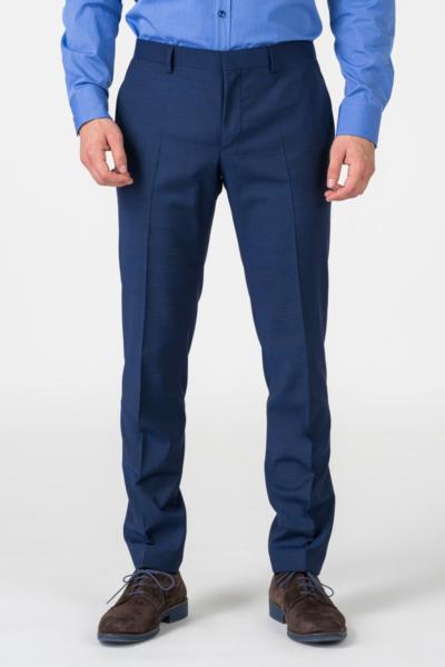 Varteks Men's blue suit pants