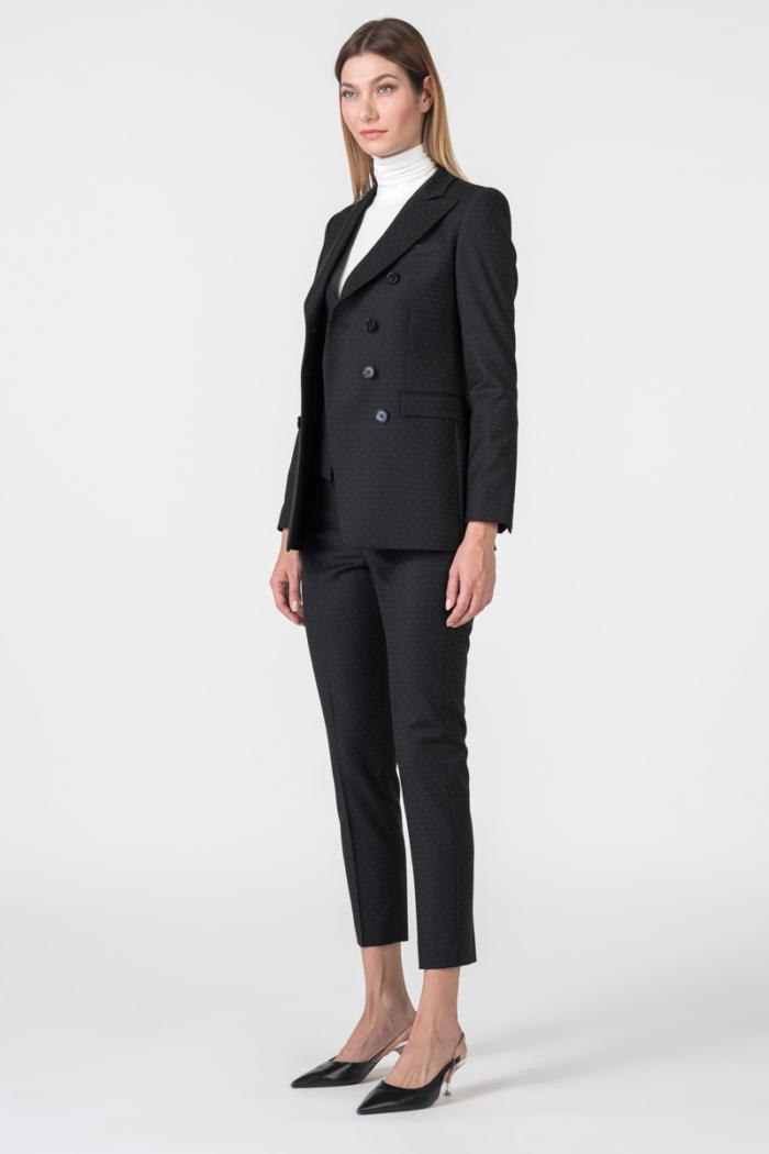 Varteks Women's trousers 7/8 on the dots