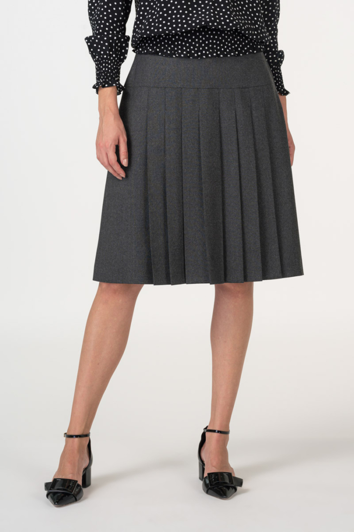 Varteks Ženska suknja sive boje