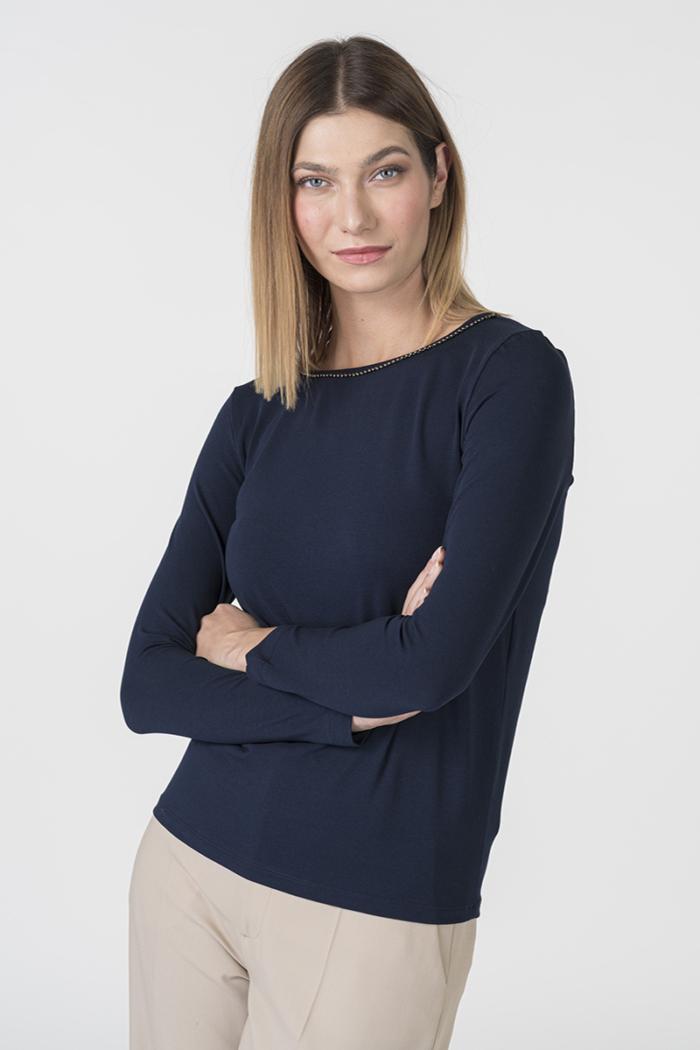 Varteks Ženska majica dugih rukava u četiri boje