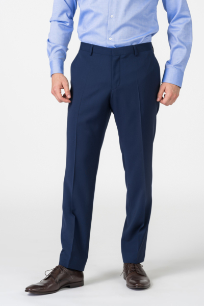 Varteks Plave hlače od odijela - Regular fit