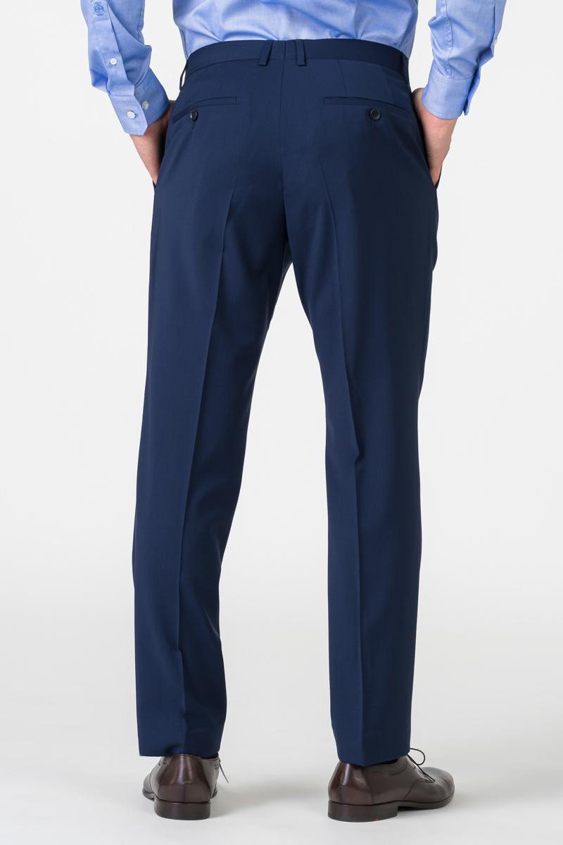 Varteks Blue suit trousers - Regular fit