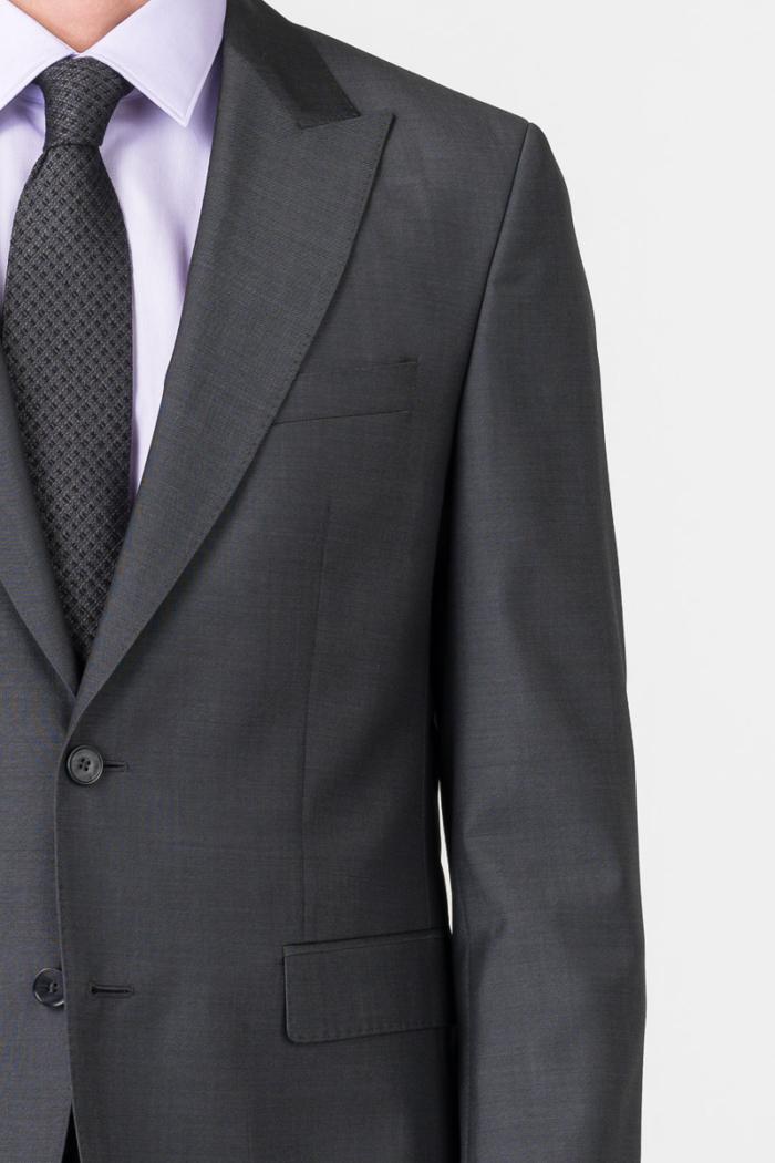 Varteks Antracit sivi muški sako od odijela - Regular fit