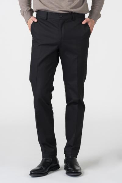 Varteks Pamučne muške hlače na crtu - Regular fit