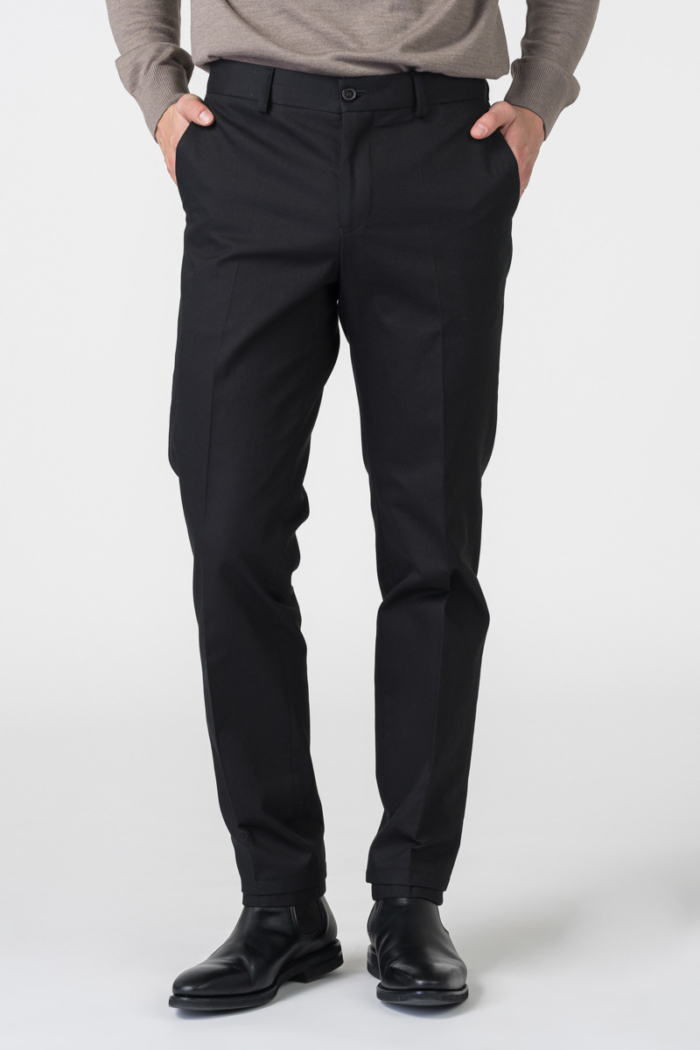 Varteks Men's cotton trousers - Regular fit