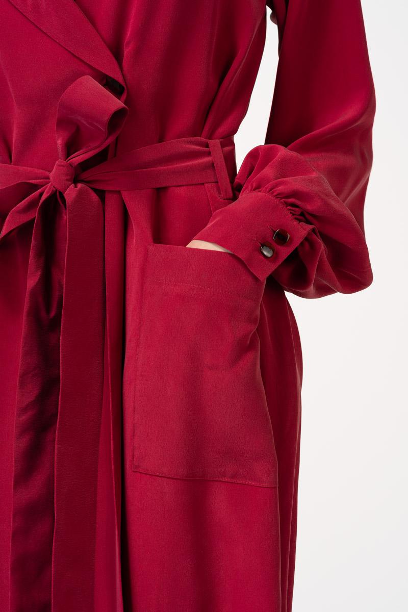 Varteks Silk dress in two colors