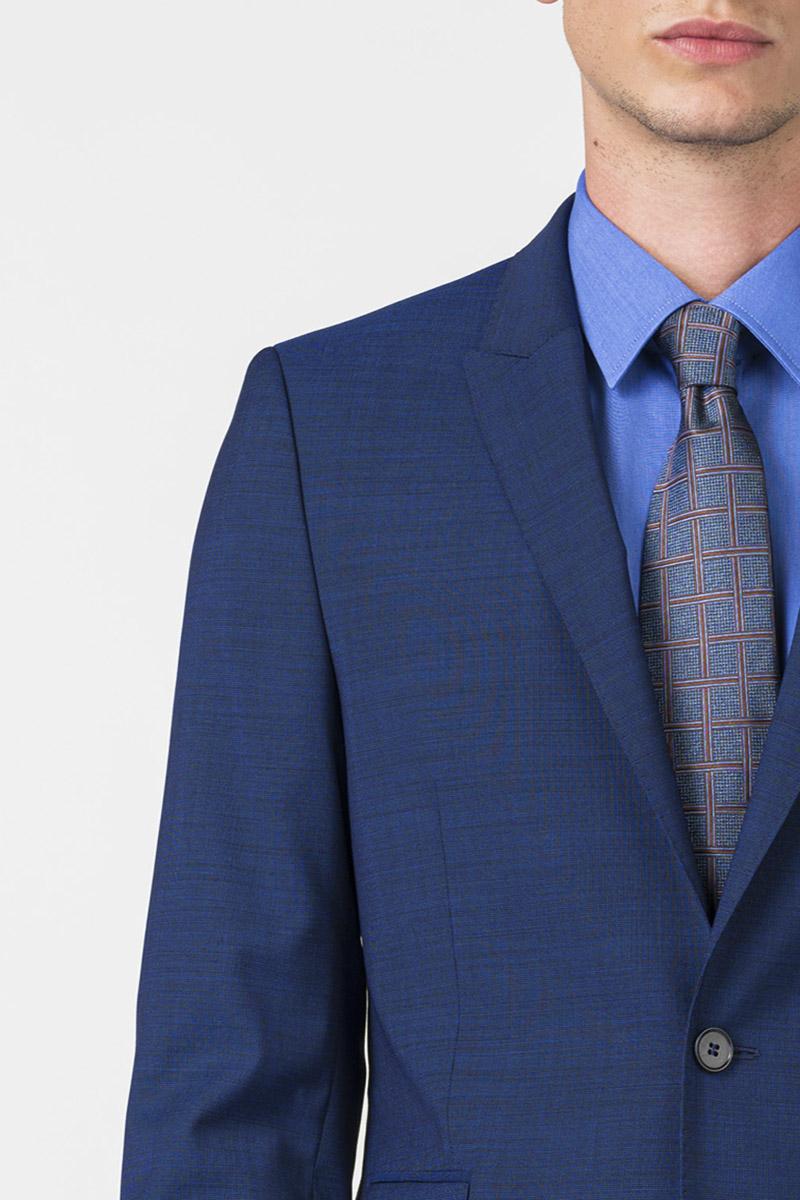 Varteks Plavi muški sako od odijela - Slim fit