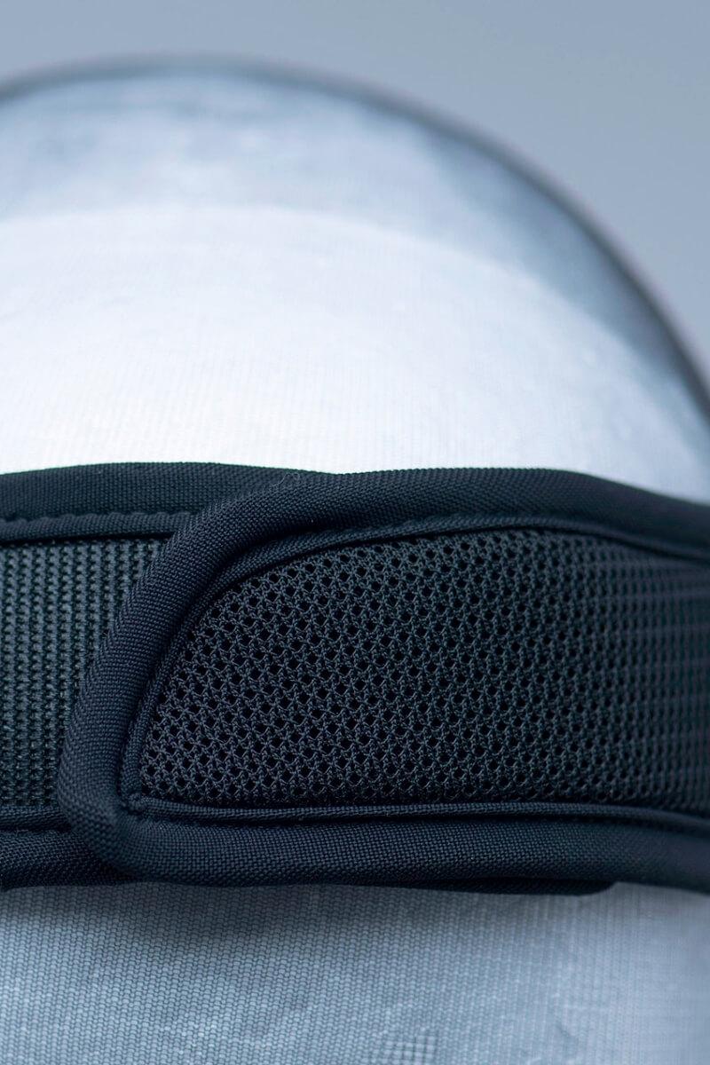 Varteks Maska s držačima filtera na čičak + 15 filtera