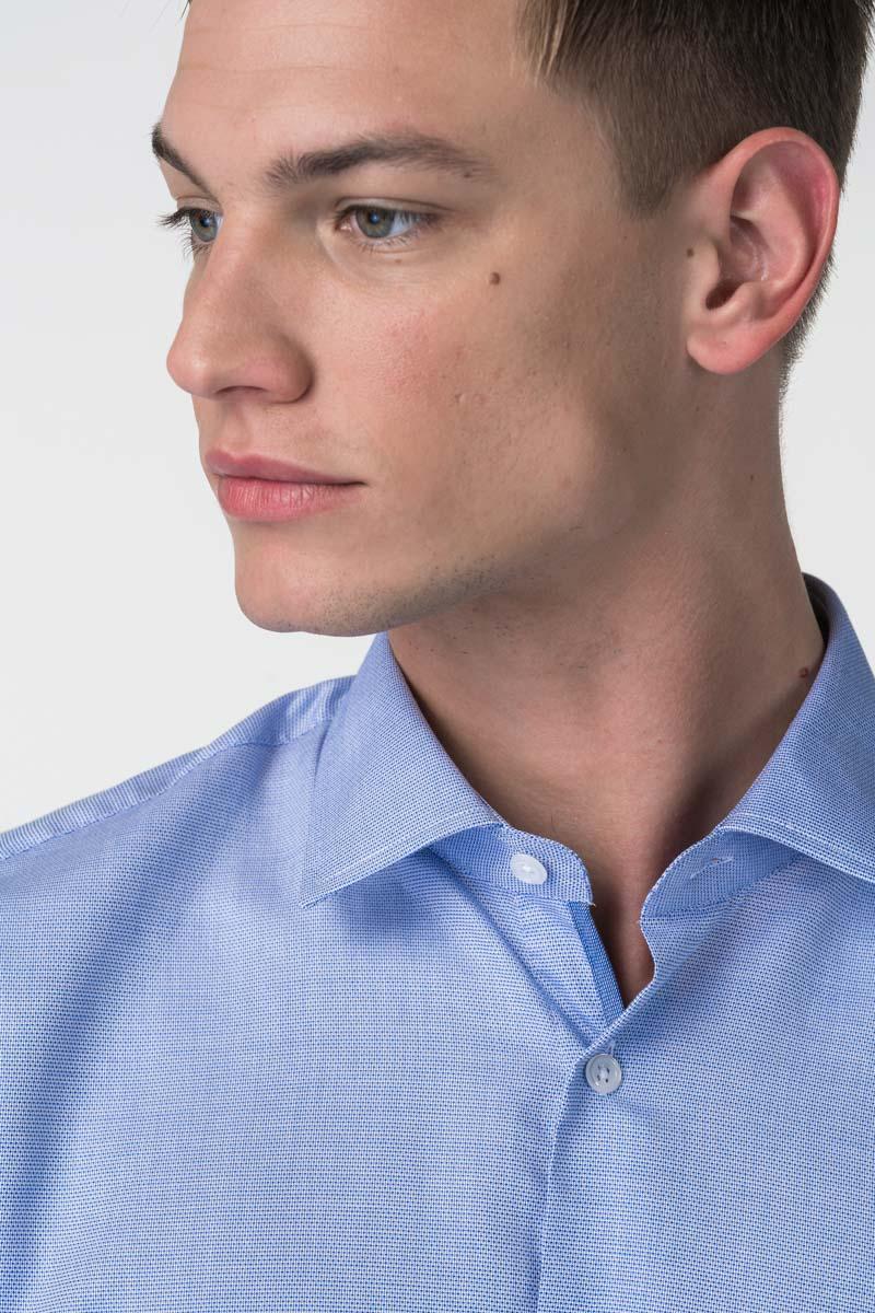 Varteks Muška mikrodezenirana košulja - Slim fit