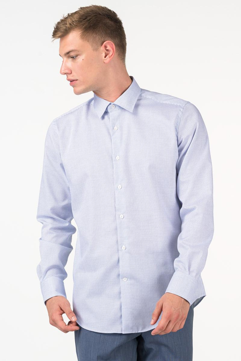 Varteks Men's plaid NON IRON shirt - Regular