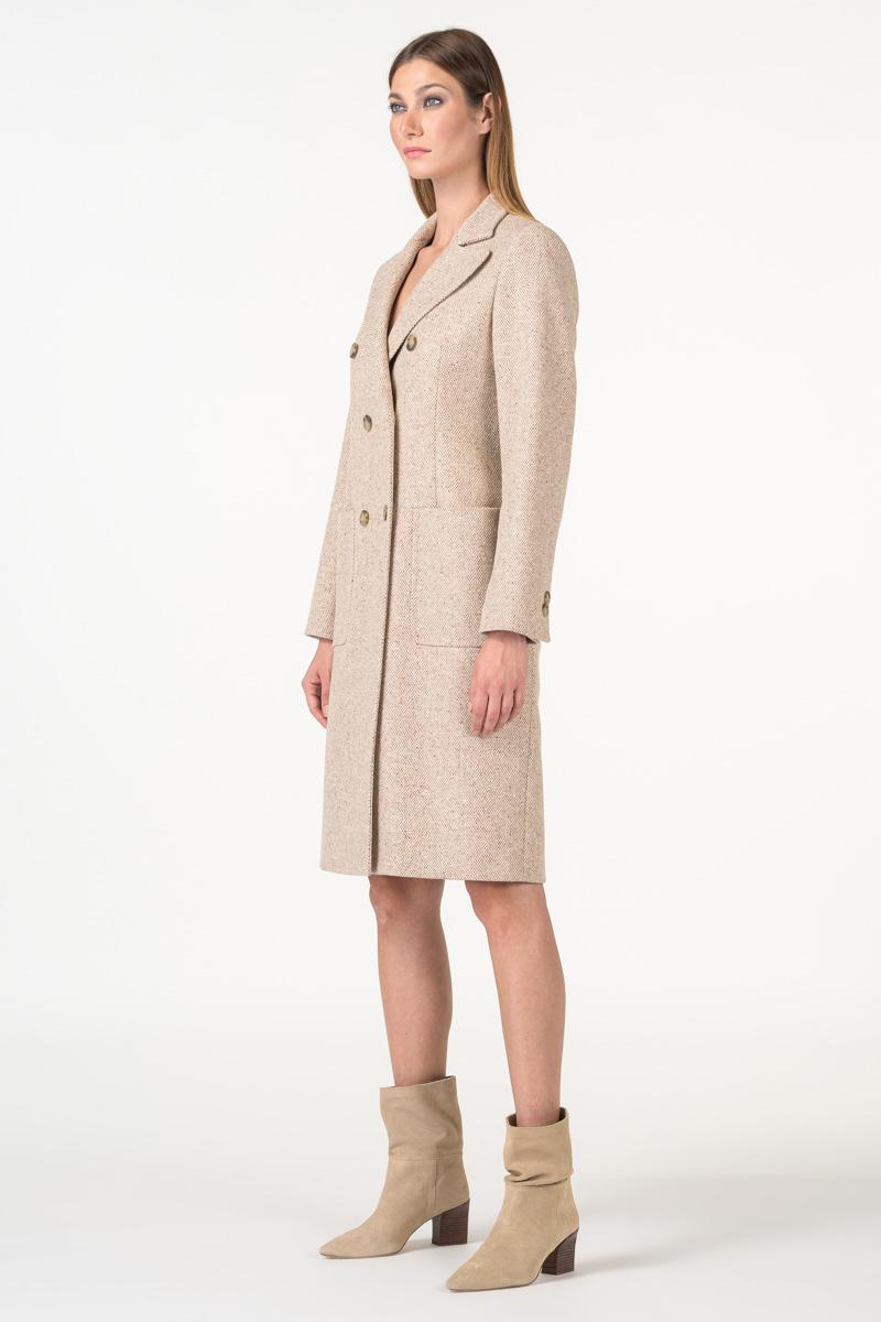Varteks Ženski kaput badem beige boje