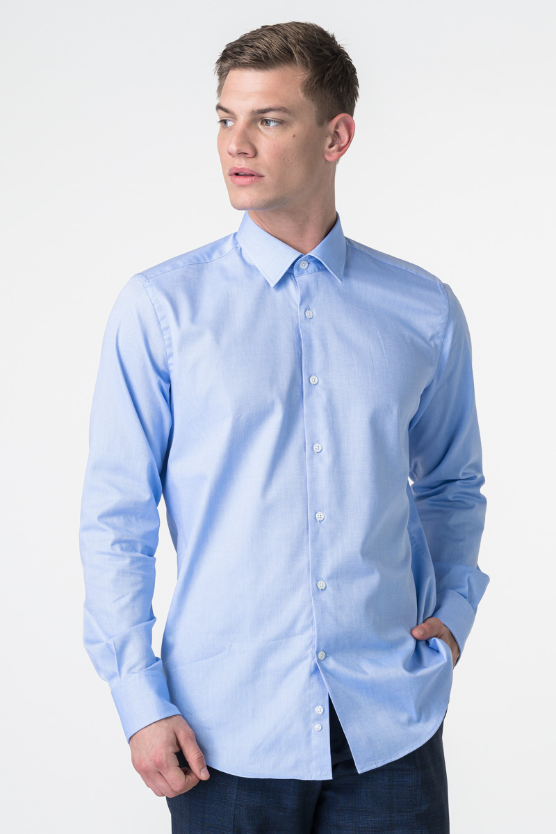 Varteks Men's cotton shirt three colors - Regular fit