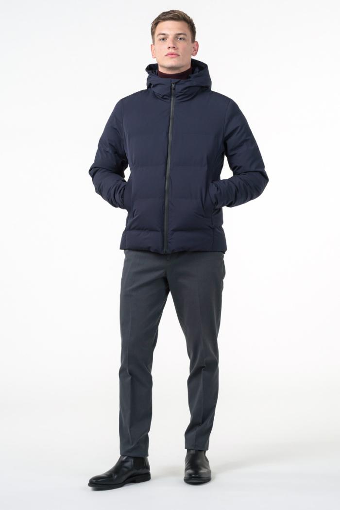 Varteks Muška crna sportska jakna