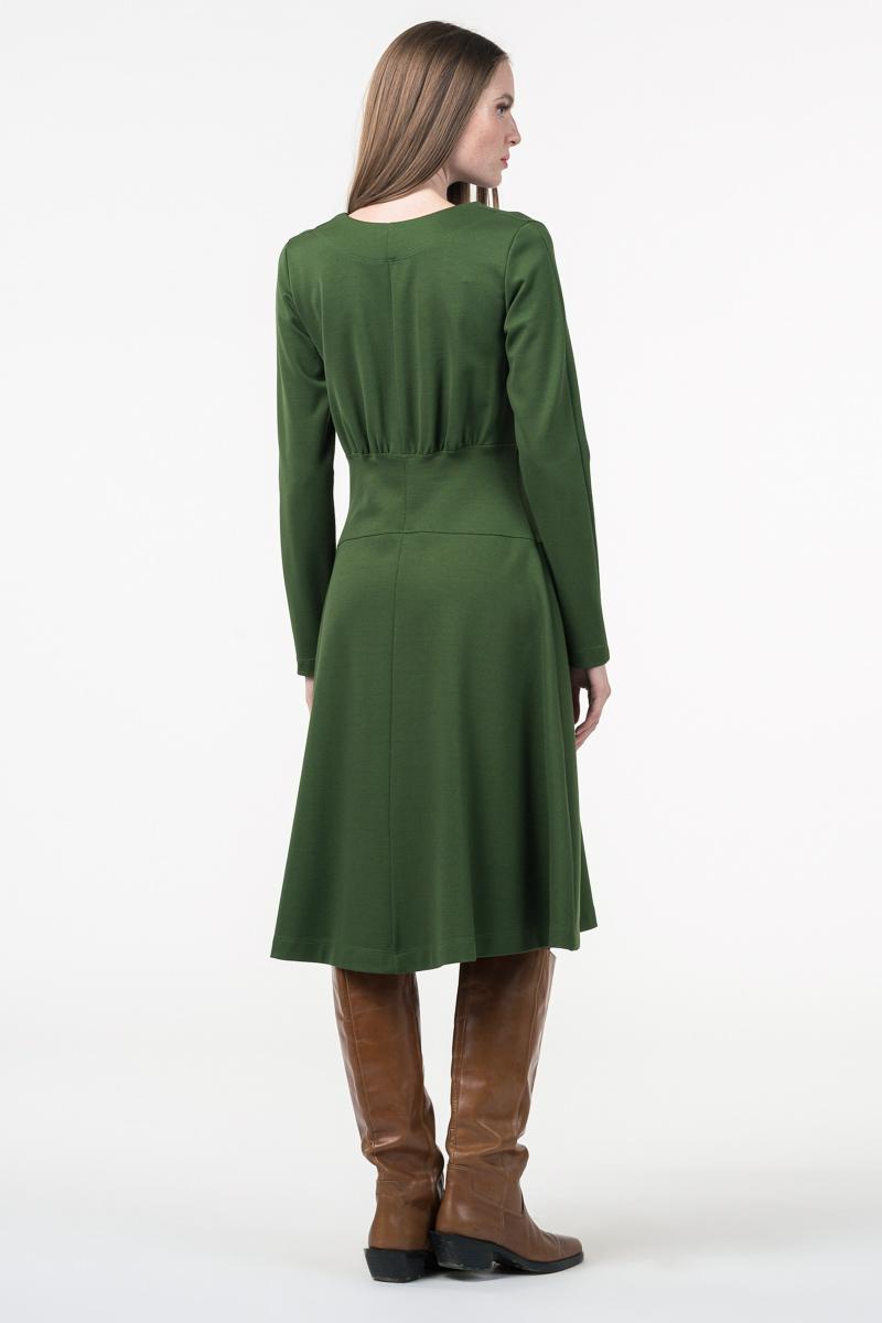 Varteks Ženska haljina zelene boje
