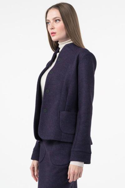 Varteks Ženska kratka vunena jakna