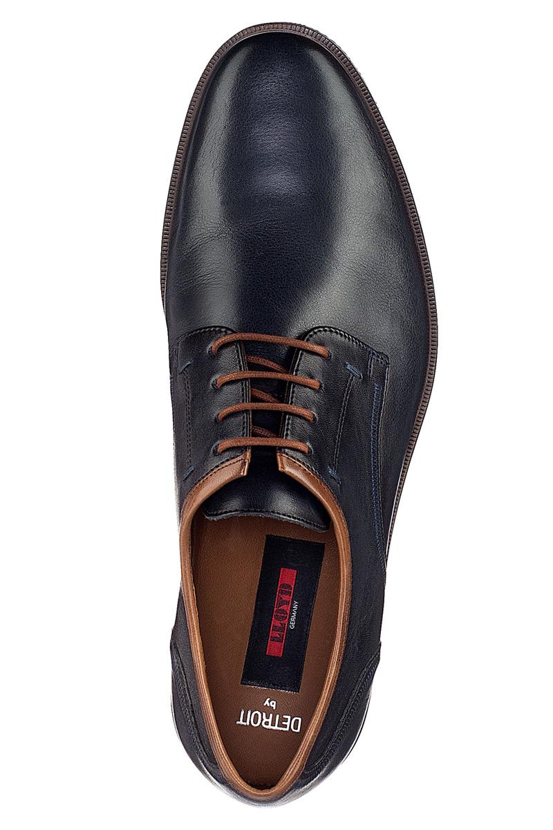 Varteks Muške plave Derby cipele - Lloyd