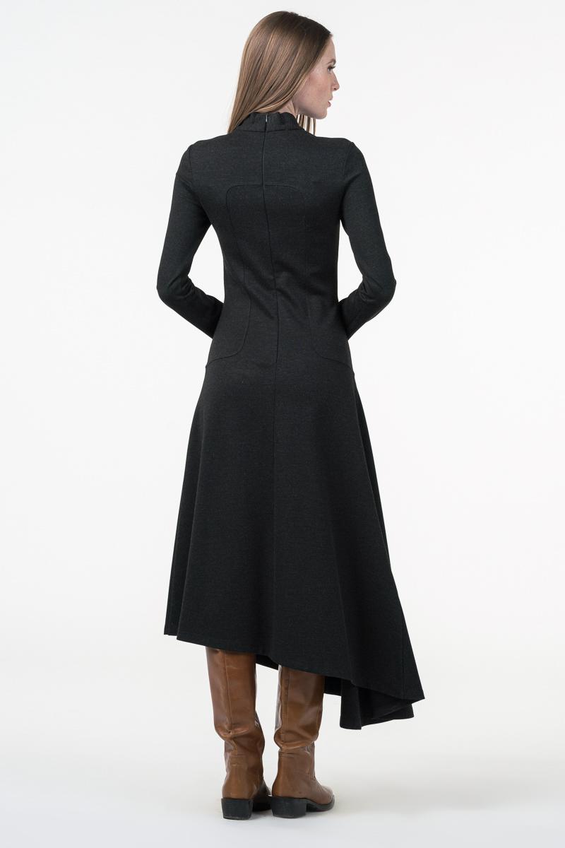 Varteks Dolčevita haljina asimetričnog kroja