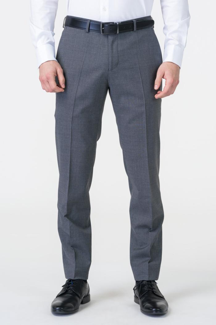 Varteks Sive muške hlače od odijela - Regular fit