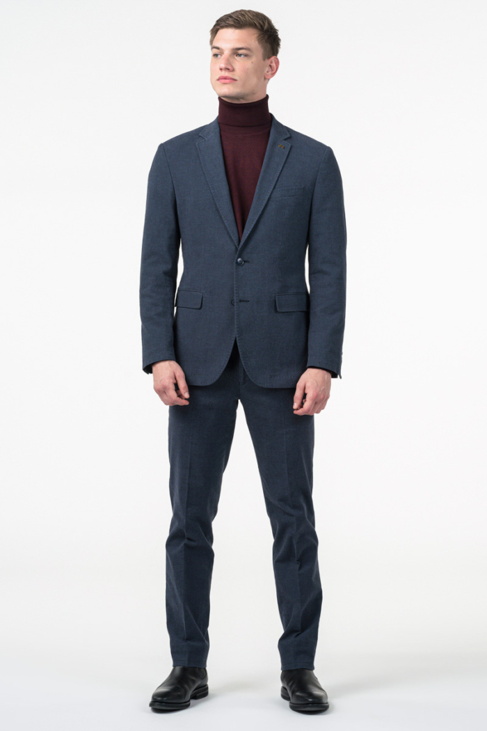 Varteks Men's cotton blazer - Regular fit