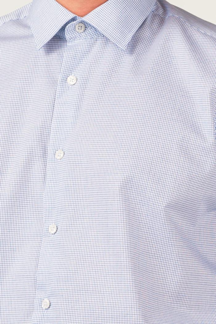 Varteks Muška sitno karirana košulja NON IRON - Regular fit