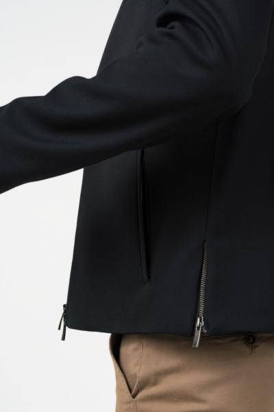 Varteks P/LJ 21 Muška crna sportska jakna