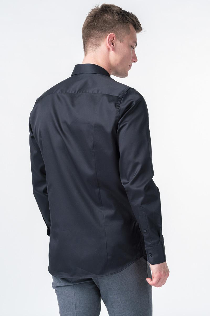 Muška pamučna košulja u tri boje - Slim fit