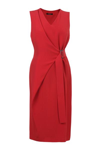 Varteks Varteks Svečana crvena ženska haljina