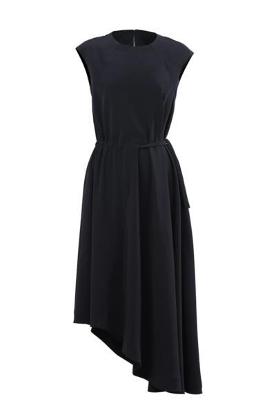 Varteks Tamno plava haljina bez rukava