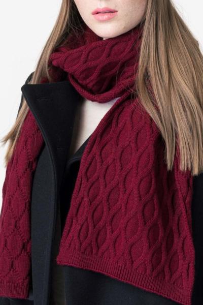 Varteks Winter scarf two colors
