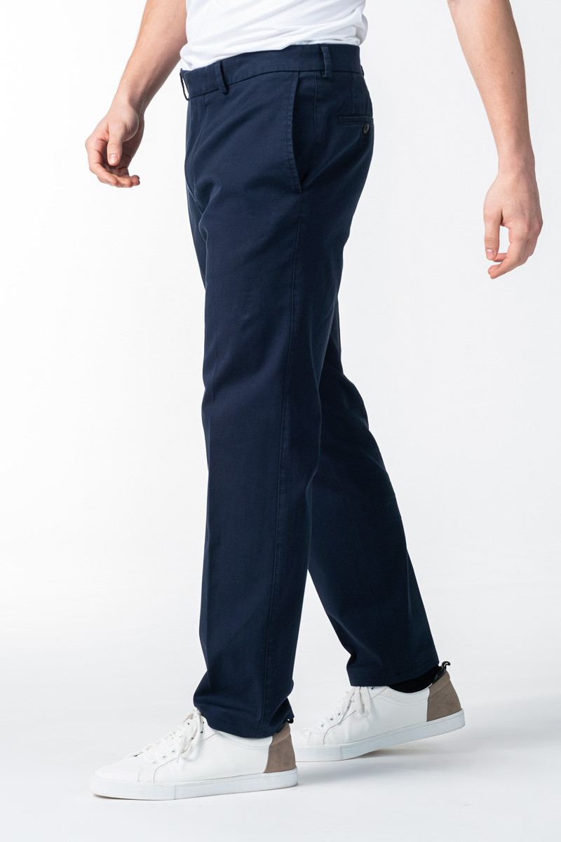 Varteks Muške pamučne hlače od odijela u dvije boje - Comfort fit