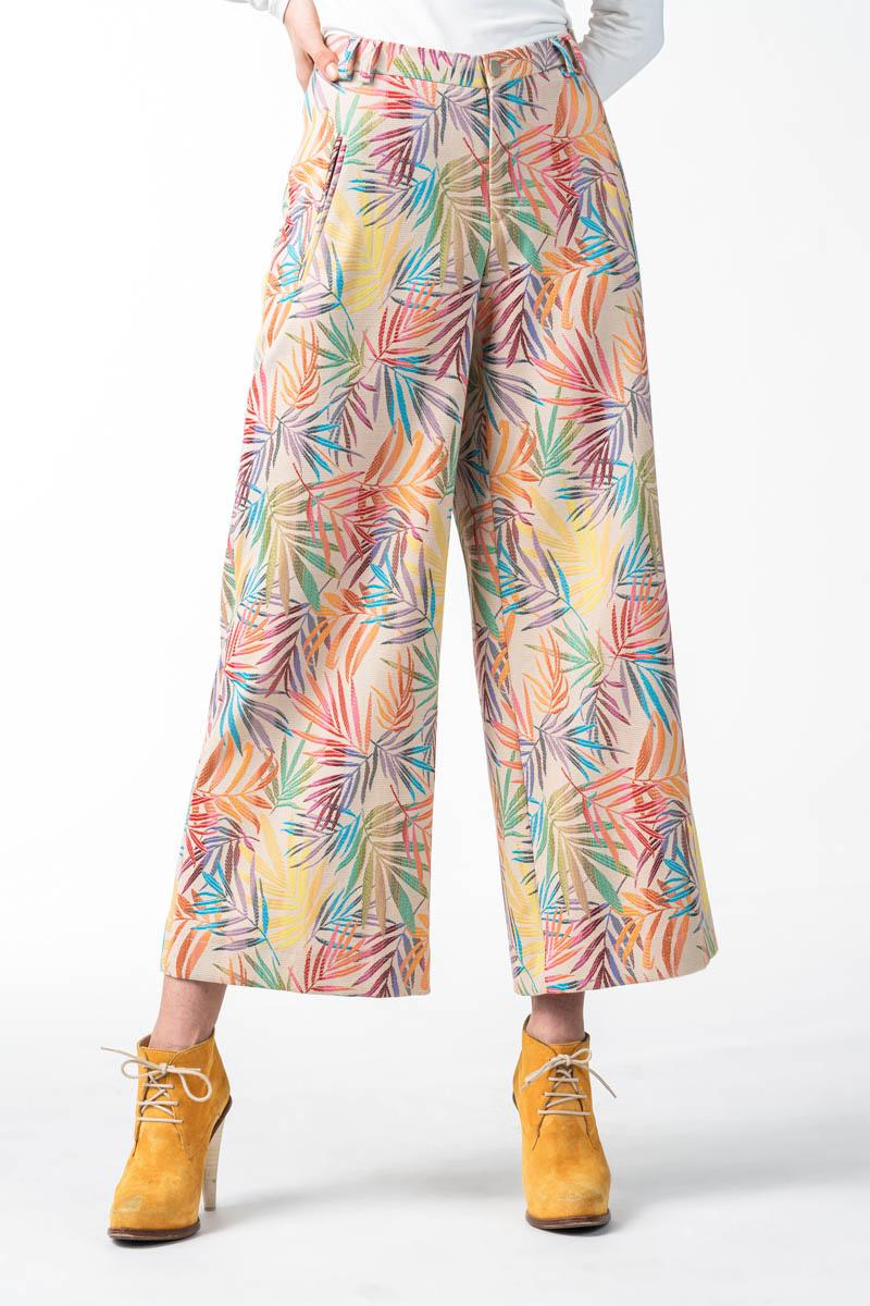 Varteks Ženske hlače šarenog uzorka