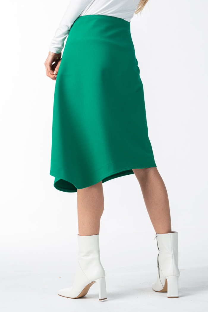 Varteks Zelena suknja od kompleta