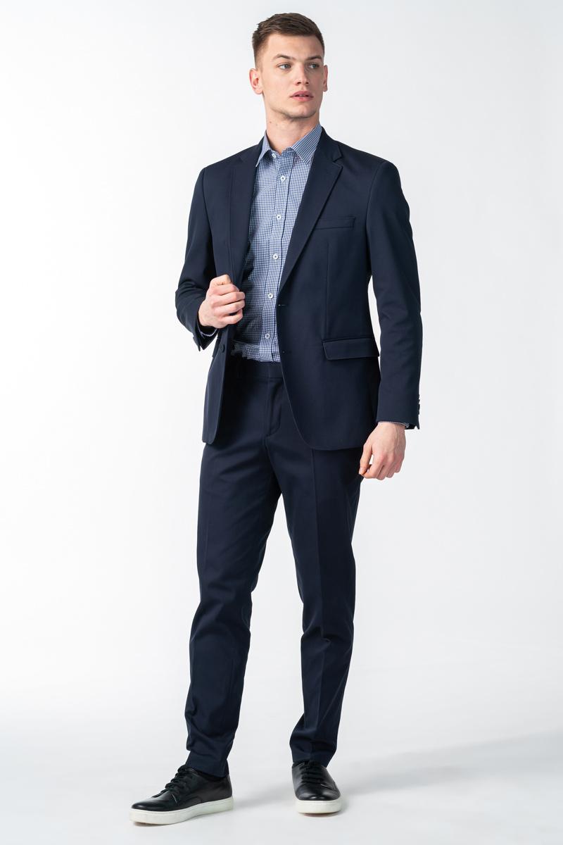 Varteks Muške pamučne hlače od odijela - Regular fit