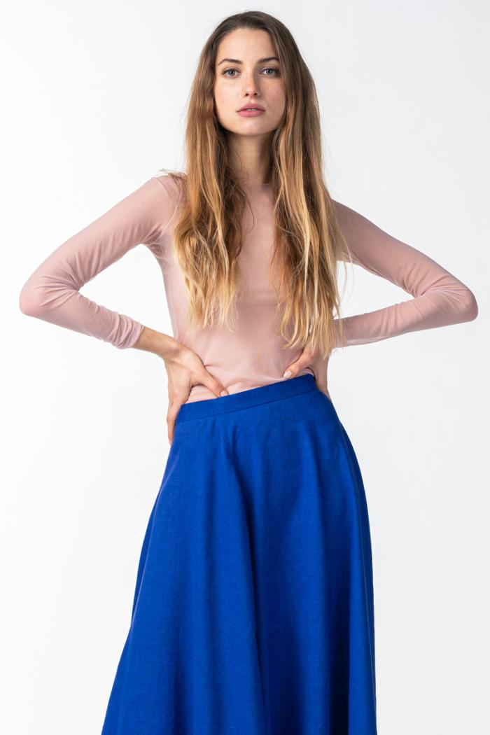 Varteks Ženska lagana prozirna majica u dvije boje