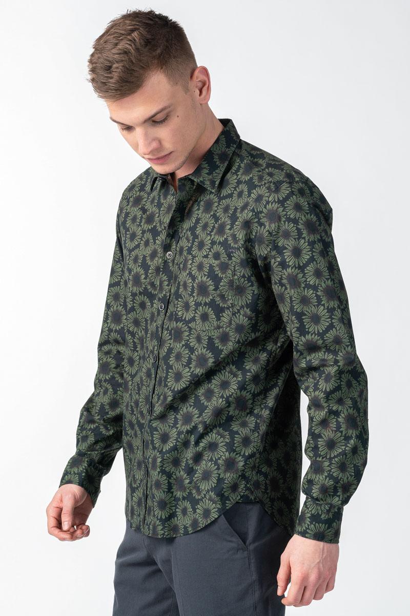 Varteks Men's flower print shirt