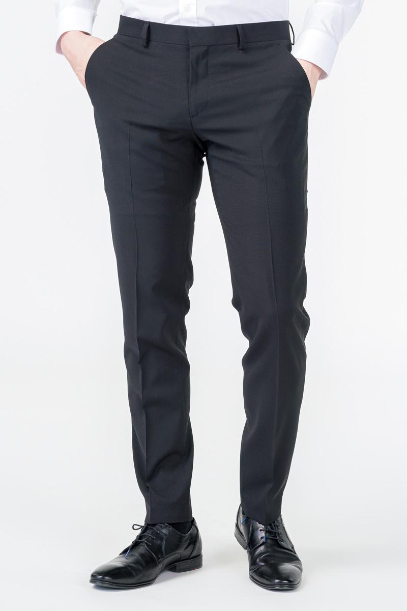 Muške hlače od odijela u tri boje - Slim fit